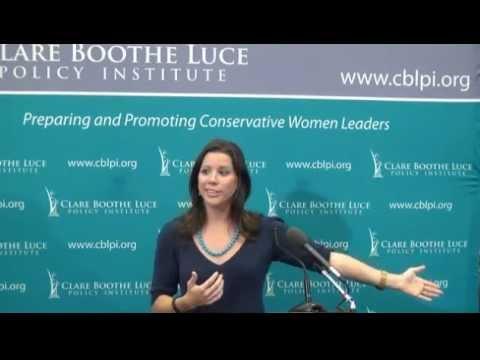 Mary Katharine Ham @ 2012 Capitol Hill Seminar