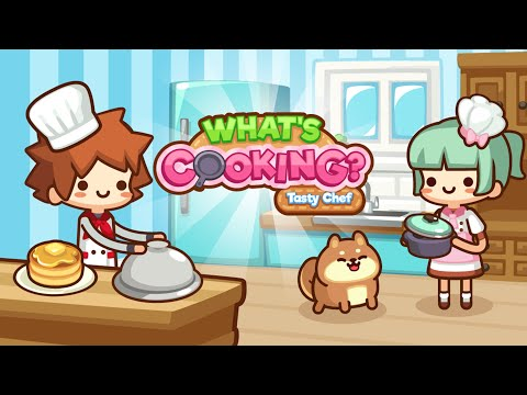 What's Cooking? Tasty Chef (2018 Pixio Games)