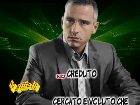 Eros Ramazzotti - Se Bastasse Una Canzone (karaoke fair use)