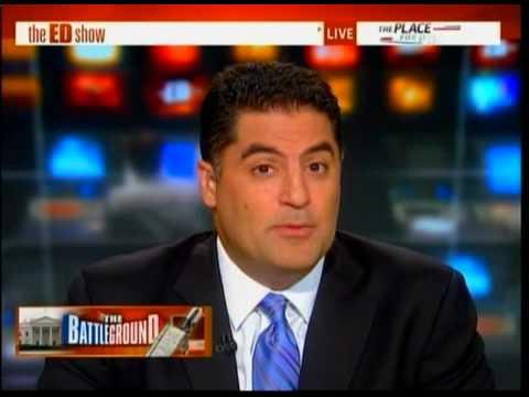 Ed Show: Cenk Vs Halperin On 'Professional Left'