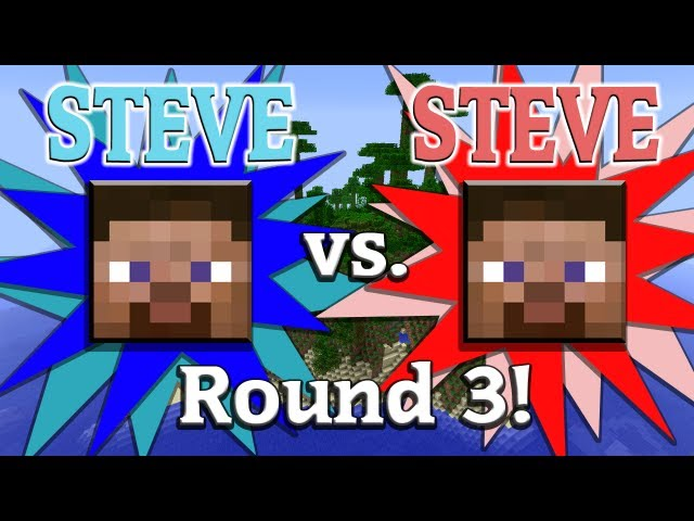 Steve vs. Steve - A Minecraft Rivalry - EP03