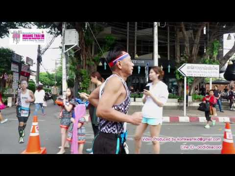 MUANG THAI CHIANG MAI MARATHON 2016 _ Manoon's Power