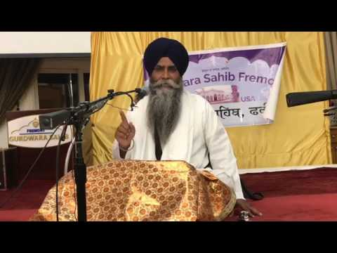 Bhai PinderPalSingh May152017-Part 1