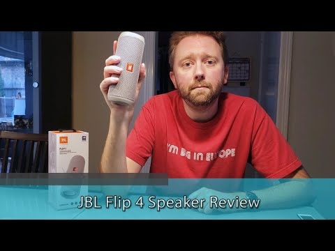 ULTIMATE SOUND - JBL Flip 4 Portable Bluetooth Speaker Review