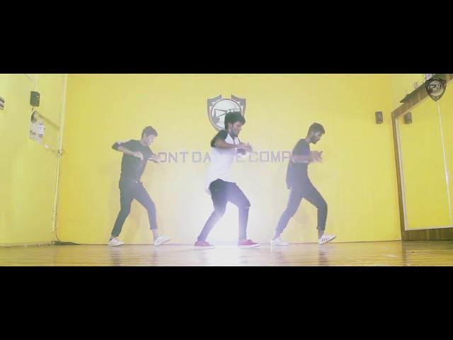 Veera - Verrattaama Verratturiye Dance Cover Video | Leon james | Vicky DNT Choreography