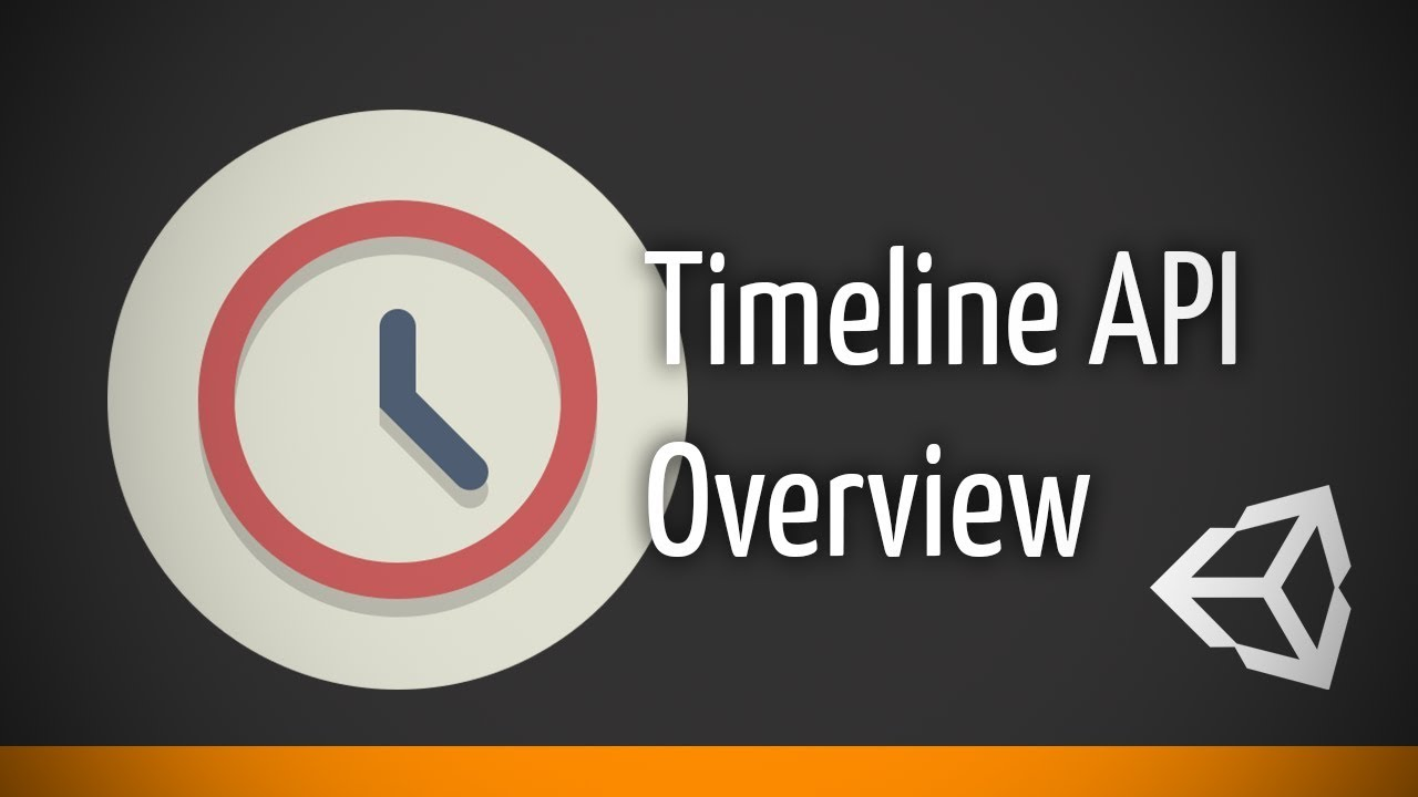 Unity Timeline API overview - custom tracks and clips | Unity and C# |  Tutorial