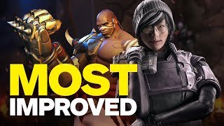 IGN's Top 10 Most Improved Games of 2017