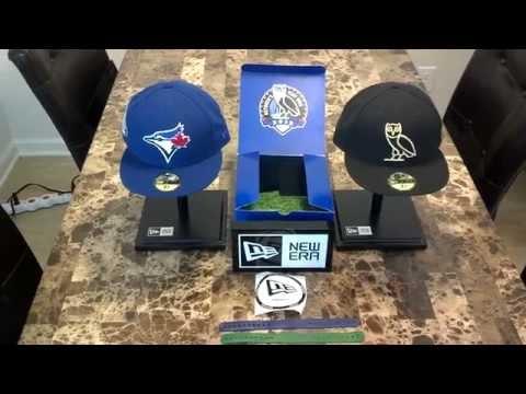 New Era Drake OVO Toronto Blue Jays Caps