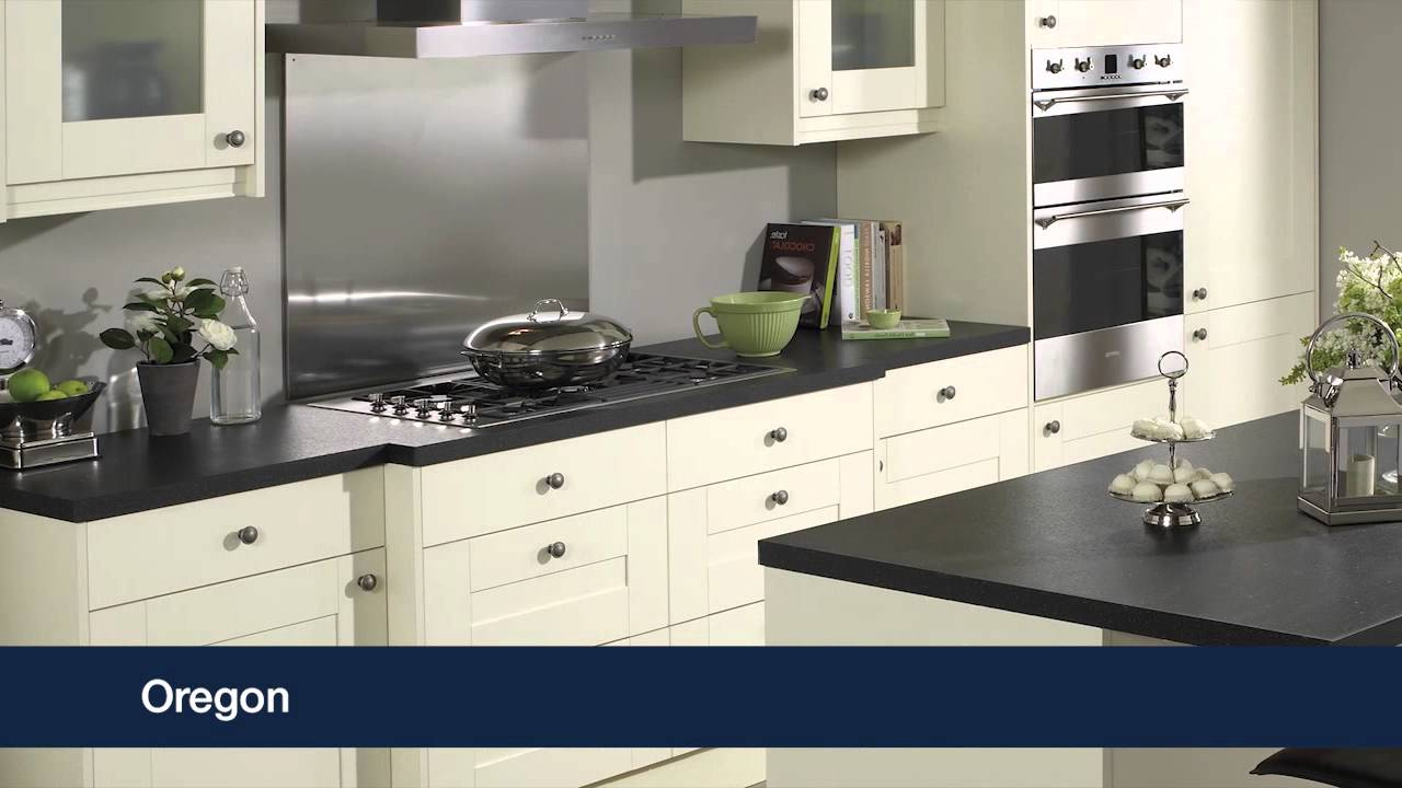 Moores Four Seasons Kitchens - The New Ranges - YouTube