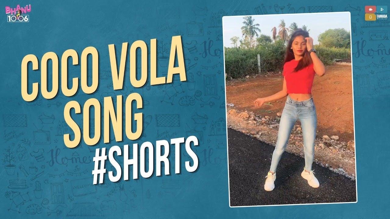 ❤️ #cocovolasong #bhanu1006 #shorts