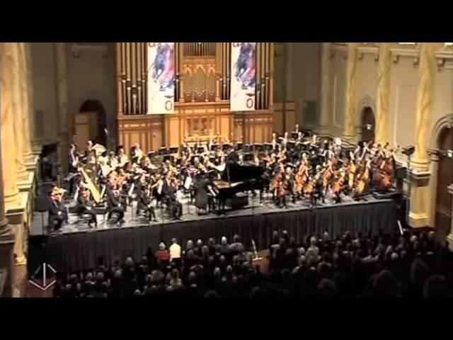 Kristian Chong - Britten Piano Concerto - 4th mov
