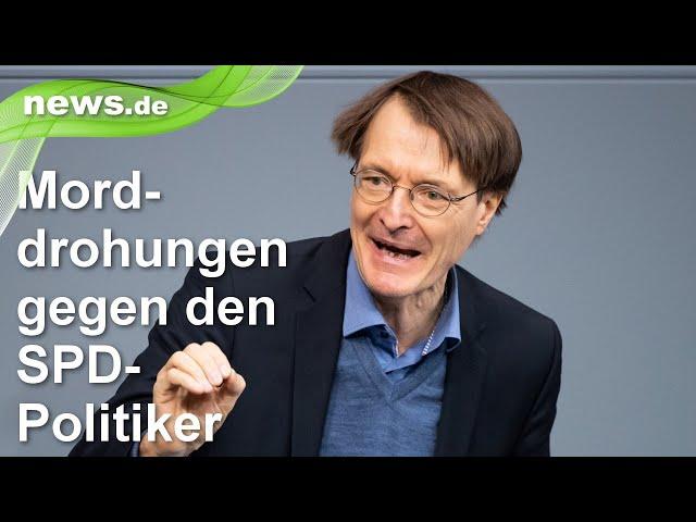 Karl Lauterbach Privat Ohne Fliege Deshalb Gab Der Politiker Sein Markenzeichen Auf News De