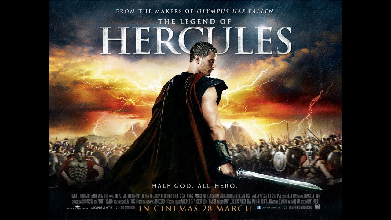 Greek Myths and Legends - Top 30 Highest Rated Movies