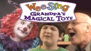Gettin' Nostalgic with Grandpa's Magical Toys (Wee Sing)