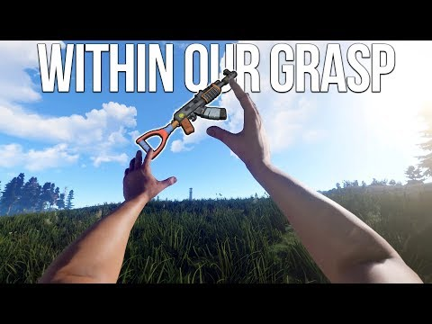 WITHIN OUR GRASP - Rust Group Survival #1