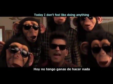 Bruno mars - The Lazy Song [Lyrics y Subtitulos...