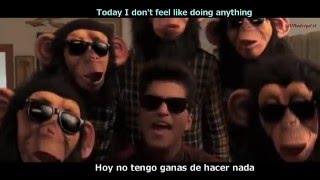Bruno Mars The Lazy Song Lyrics Y Subtitulos En Español
