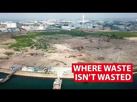Where Waste Isn't Wasted | Looking Ahead | CNA Insider