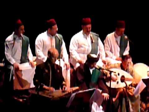 Ensemble Al-Kindi Théâtre de la Ville 11-04-2009