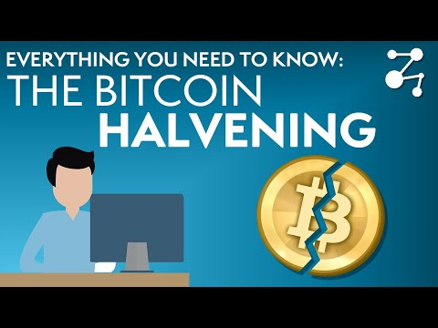 The Bitcoin Halvening: Everything You Need To Know | Blockchain Central