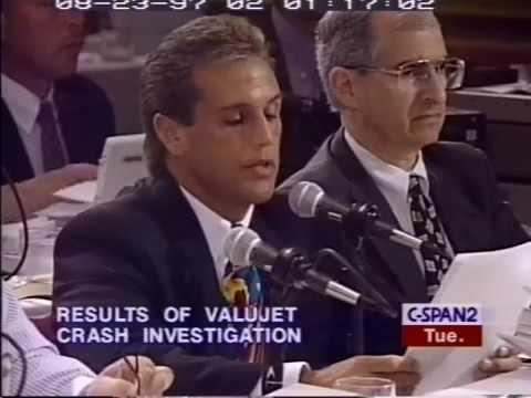 ValuJet Flight 592 NTSB Board Meeting part 1