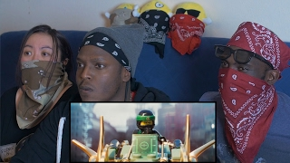 The LEGO NINJAGO Movie Trailer 1 Reaction