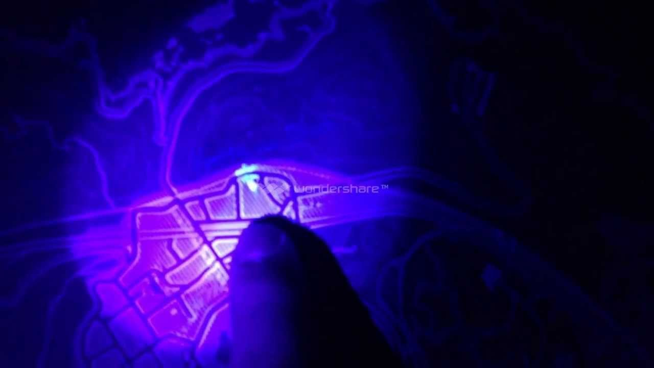 ps4 gta v uv licht schwarzlicht verstecke schatzkarte teil 1 3 youtube. Black Bedroom Furniture Sets. Home Design Ideas