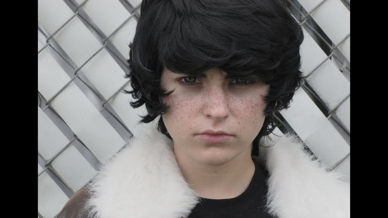 Nico Di Angelo Cosplay Makeup Percy Jackson And The Olympians