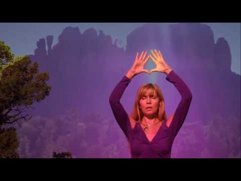 528hz Angelic Human Body Template /Gaia's Heart Light Language Transmission/Sedona AZ