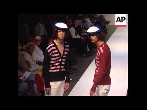 Highlights from fashion week in Johannesburg