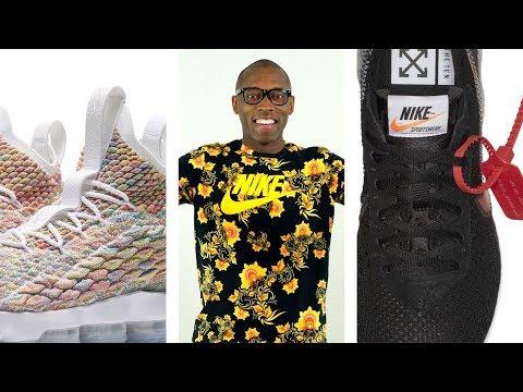 "lebron-xv-""fruity-pebbles""-,-jordan-11-low-sneakers,-big-sean-and-more-sneakers-on-heat-check"