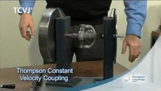Video Thompson Constant Velocity Joint - TCVJ ® download MP3, 3GP, MP4, WEBM, AVI, FLV Juni 2018