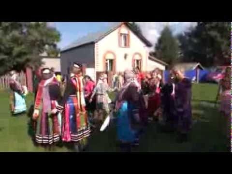 Свадьба верховых чувашей - 2013