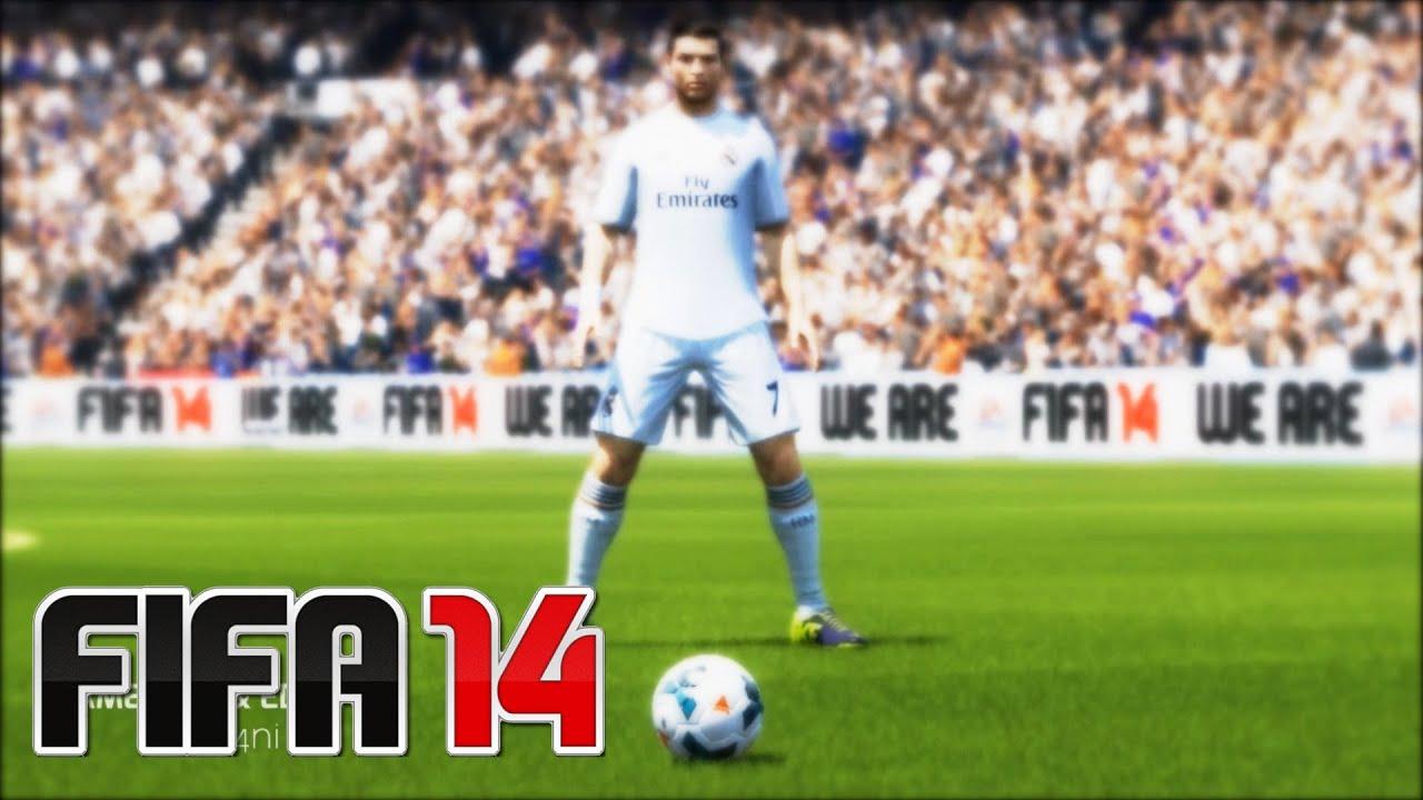 Fifa 14 cristiano ronaldo skills goals compilation youtube voltagebd Images