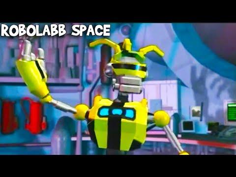 Robolabb Space Jokers 4.Bölüm
