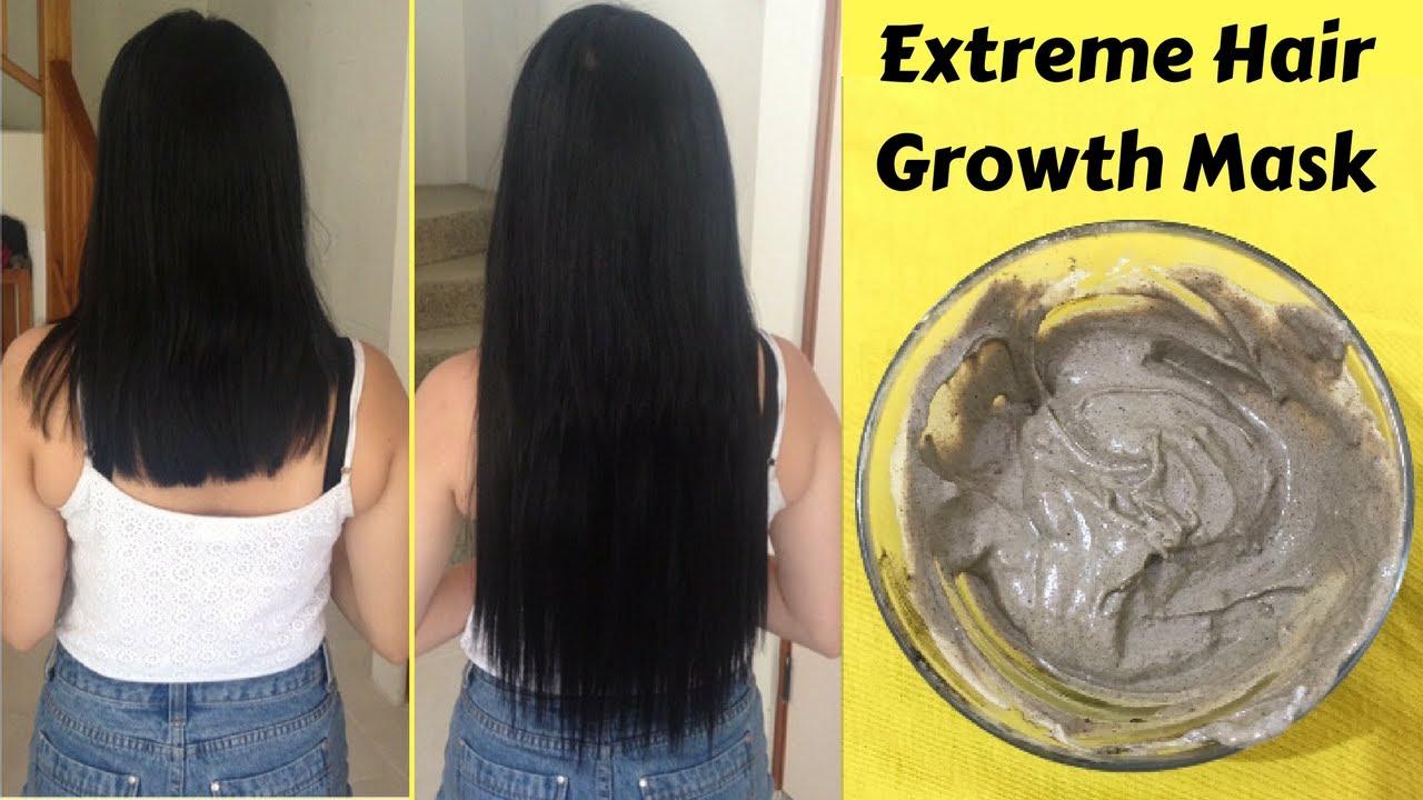 Hair Growth Natural Mask
