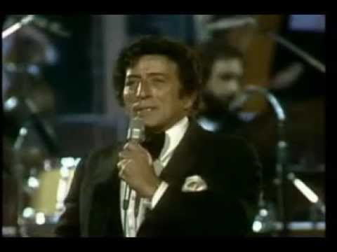 Tony Bennett - Something, Who Can I Turn To, For Once In My Life