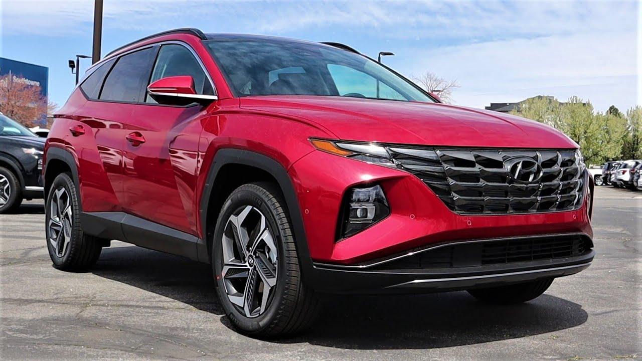 2022 Hyundai Tucson Limited: Is The Hyundai Tucson Worth Buying?