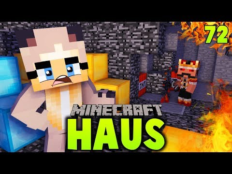 EINBRUCH IN EINEN BEDROCK TRESOR!? ✿ Minecraft HAUS #72 [Deutsch/HD] thumbnail