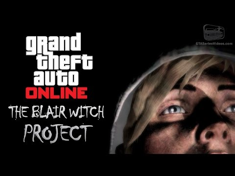GTA Online  The Nightmare of the Blair Witch Project on Friday the 13th
