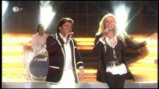 SANDRA  feat THOMAS ANDERS-The Night Is Still Young Willkommen bei Carmen Nebel ZDF 09 05