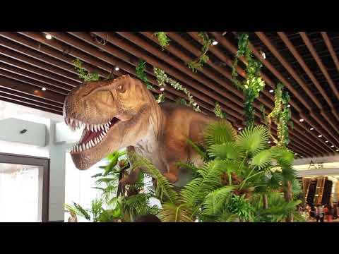 【台北南港旅遊】恐龍出沒!生人勿近!Dinolink2.0