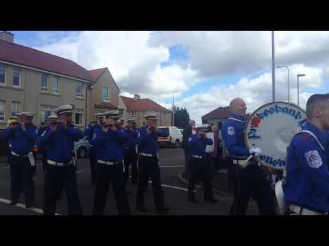 Alex allan memorial parade