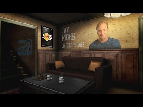 Actor/Comedian Jay Mohr on The Dan Patrick Show | Full Interview | 11/10/17
