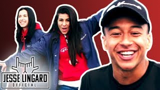 Jesse Supports Dance Group Rookies in Blackpool Competition! | Jesse Lingard