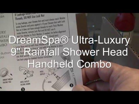 DreamSpa® Ultra-Luxury 9