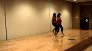 Bollywood Dance Club at USF: Chiggy Wiggy.avi