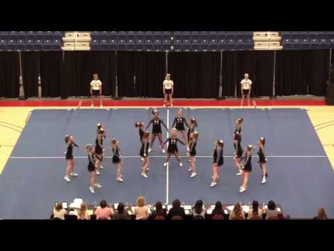 2019 State Cheerleading Championships Houlton High School Class C North