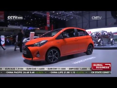 Automakers focus on e-cars despite low oil prices