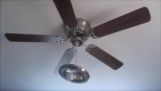 How to install the 52in LED Hugger Ceiling Fan